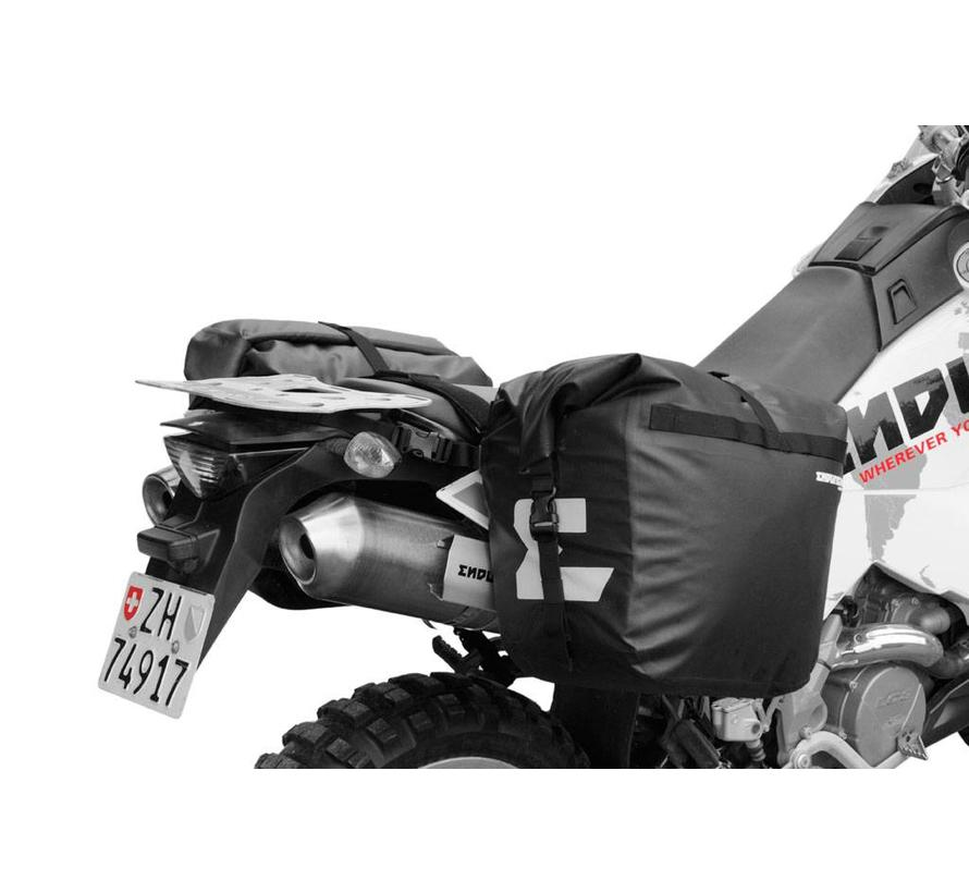 Enduristan Inferno Heat shield - Keep heat away from your saddlebags!