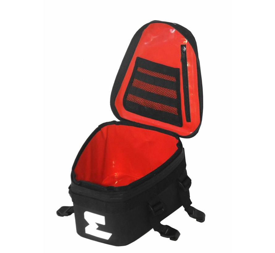 Enduristan Tail Pack - Perfect fit on a luggagerack