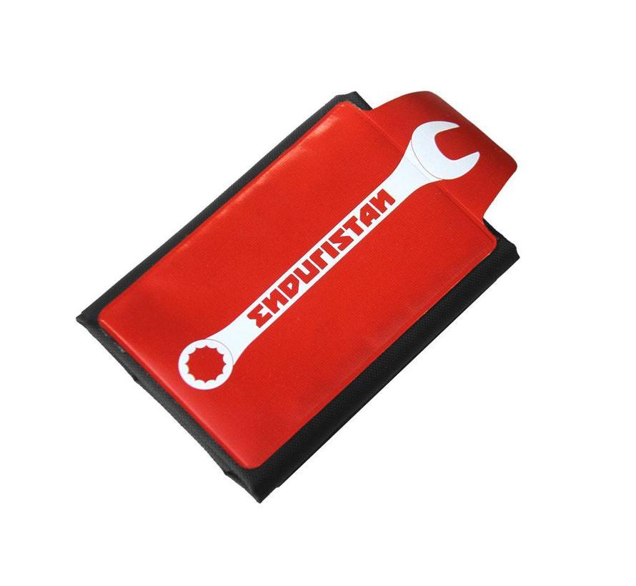 Enduristan Tool pack - Elke ADV rijder heeft nood aan een plaatsje om zijn tool op te bergen.