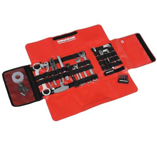 Enduristan Enduristan Tool pack - Elke ADV rijder heeft nood aan een plaatsje om zijn tool op te bergen.