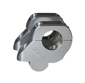 "RoxFXspeed - ROXrisers ROX 1 1/2"" Barback Riser for BMW R1200GSW / GSA (2013-current)"