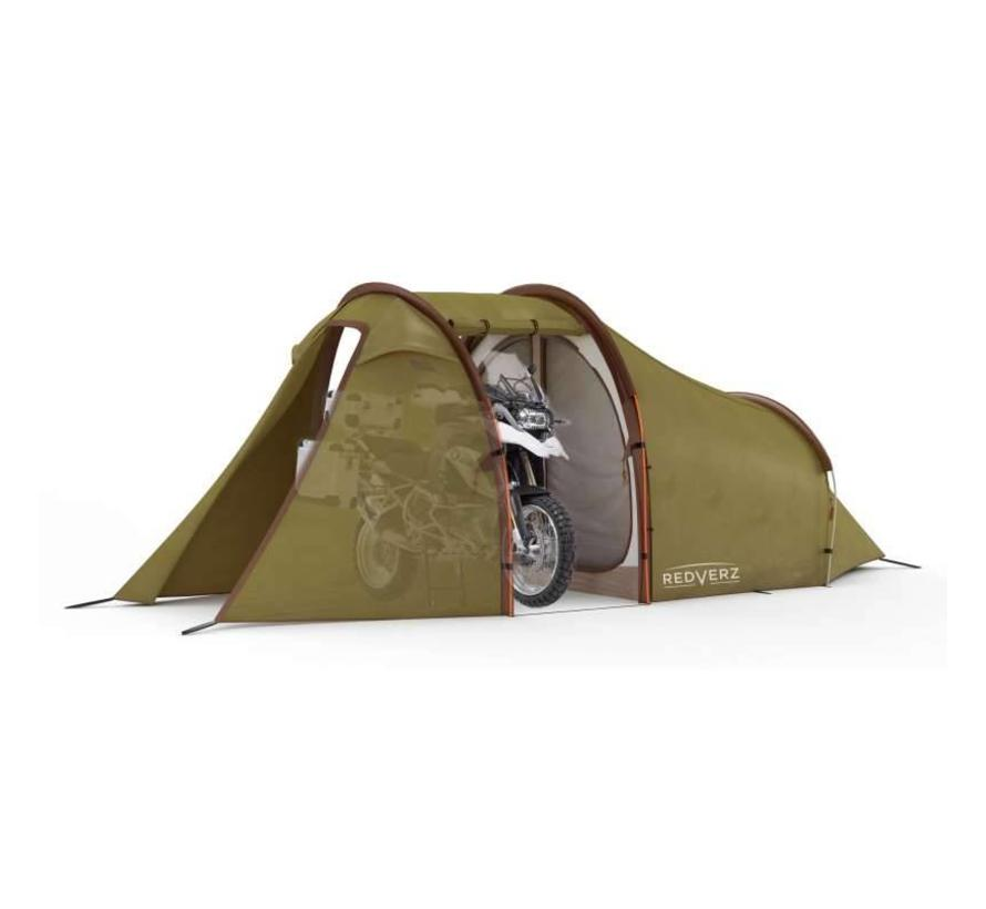 Redverz Atacama Expedition Tent (Green)