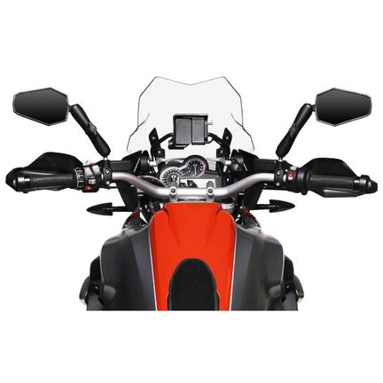 Double Take Mirrors - The unbreakable mirror that every ADVRider needs!