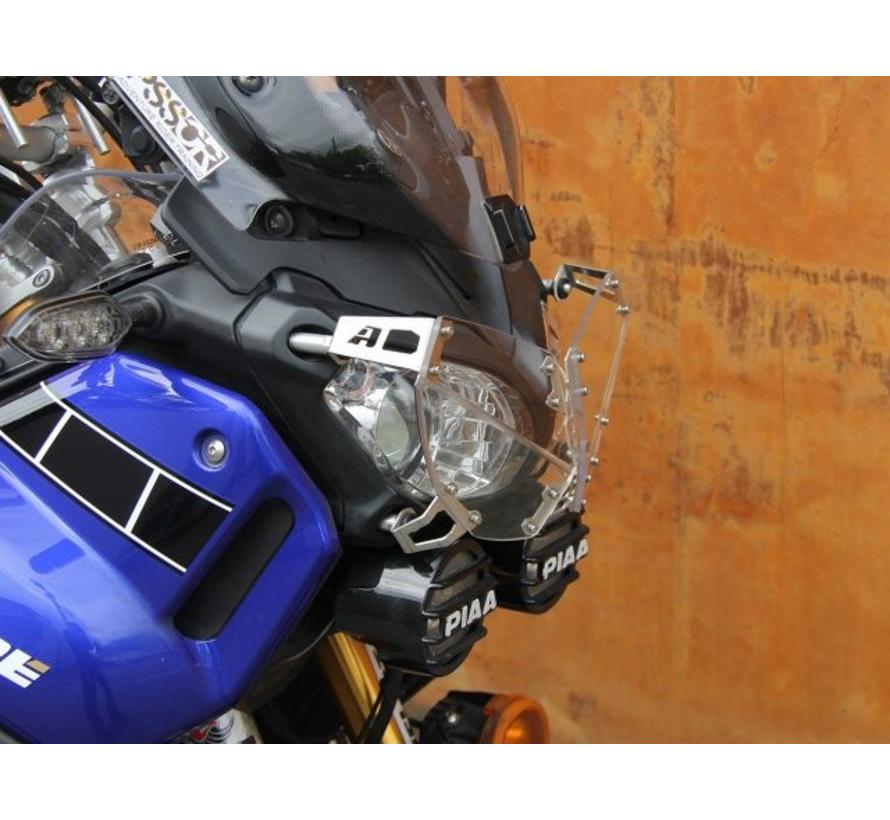 AltRider Clear Headlight Guard for the Yamaha Super Tenere XT1200Z