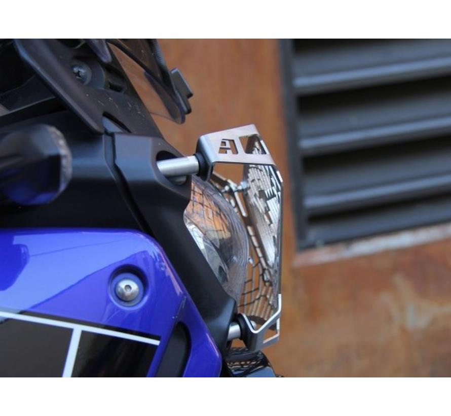 AltRider Stainless Steel Mesh Headlight Guard for the Yamaha Super Tenere XT1200Z