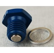 Altrider Dimple Products Magnetic Oil Drain Plug for the Yamaha Super Tenere XT1200Z
