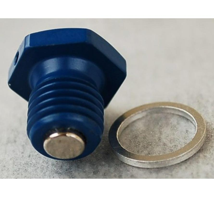 Dimple Products Magnetic Oil Drain Plug for the Yamaha Super Tenere XT1200Z