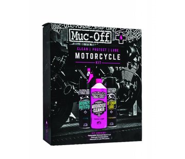 Muc-Off Muc-Off Clean, Protect & Lube kit - Reinigings- & smeerset