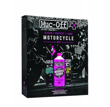 Muc-Off Muc-Off Clean, Protect & Lube kit - Reinigings- & smeerset