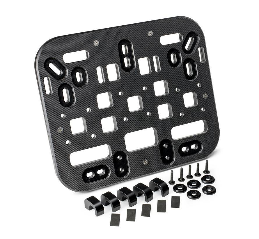 Kriega Overlander-S - OS Platform for 16mm to 20mm pannier rack