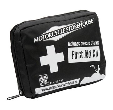 Motorcycle Storehouse MCS First Aid kit