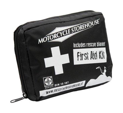 Motorcycle Storehouse MCS Eerste Hulp kit - First Aid - Speciaal samengesteld voor de motorfiets