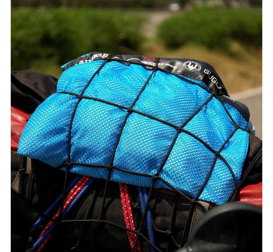 Travel Bag to DRY YOUR CLOTHES while Riding