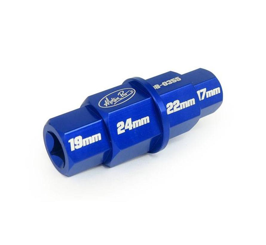 Motion Pro Superlight T-6 Hex As Tool 17,19,22,24 mm