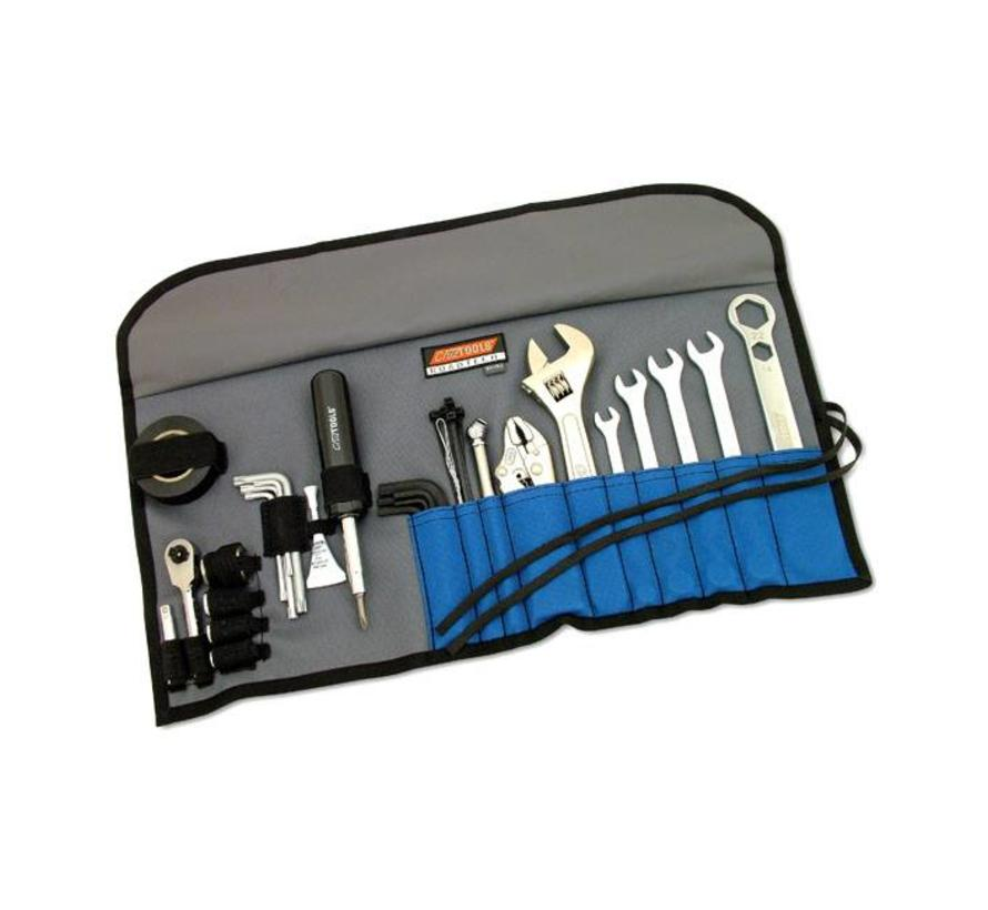 CruzTools - Roadtech TR2 kit for Triumph - Specifically designed for Triumph motorcycles