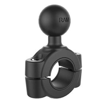 "RAM Mounts RAM Handlebar/Rail Base with 1"" ball"