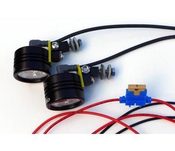 4XLED 4XLED - 2xSM4 + Kabelboom Kit