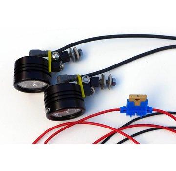 4XLED 4XLED - 2xSM4 + Wireloom Kit
