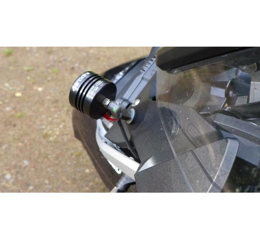 4XLED - 2xSM4 + Kabelboom Kit