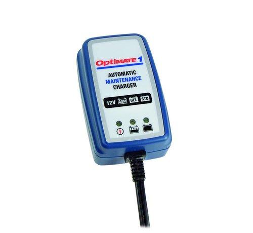OptiMate OptiMate 1 Global / 4-stap 12V 0.6A Batterijlader/druppellader