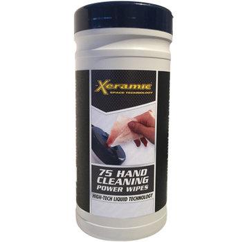 Xeramic Xeramic - Hand Cleaning Power Wipes