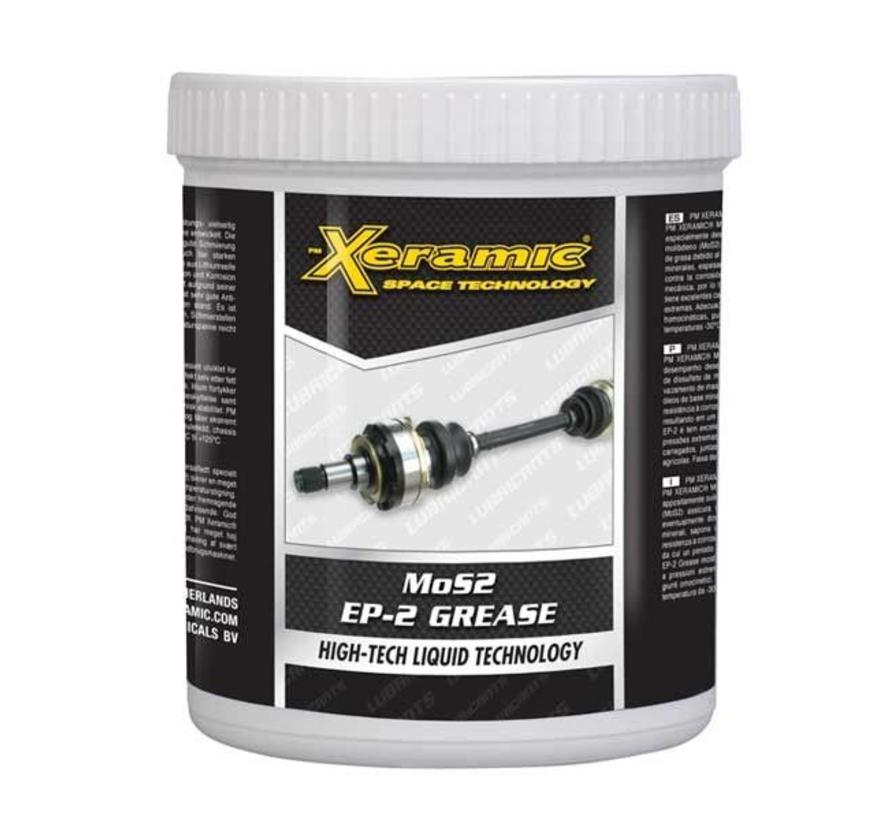 Xeramic - MoS2 EP-2 grease, 500gr