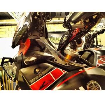 Allroadmoto Cockpit Brace - Yamaha Super Ténéré XT1200Z(E) - Vanaf '14