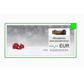 Allroadmoto Gift voucher €25
