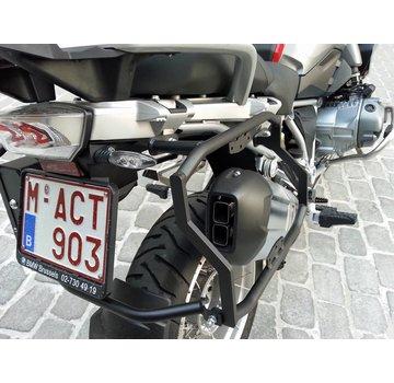 BUMOT BUMOT pannierrack for BMW R1250 / R1200 LC / GSA LC