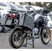 BUMOT BUMOT Defender EVO panniersystem for BMW F 850 GS / GSA