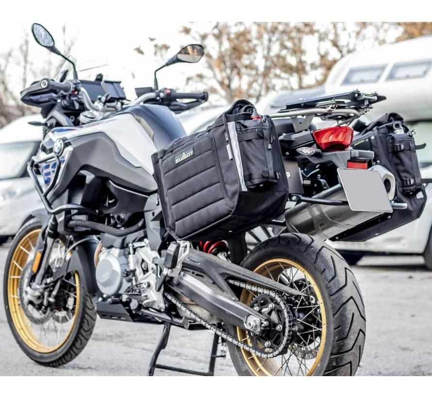 BUMOT pannierframe for BMW F850 GS / GSA