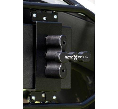 BUMOT BUMOT Rotopax beugel - passend op ieder BUMOT rek (Links of Rechts
