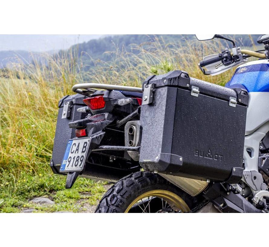 BUMOT Defender EVO panniersystem CRF1000L Adventure Sports & Standard 2018-