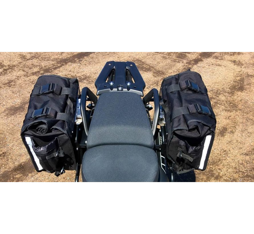 The Xtremada series from BUMOT - Soft-luggage for the REAL adventurer