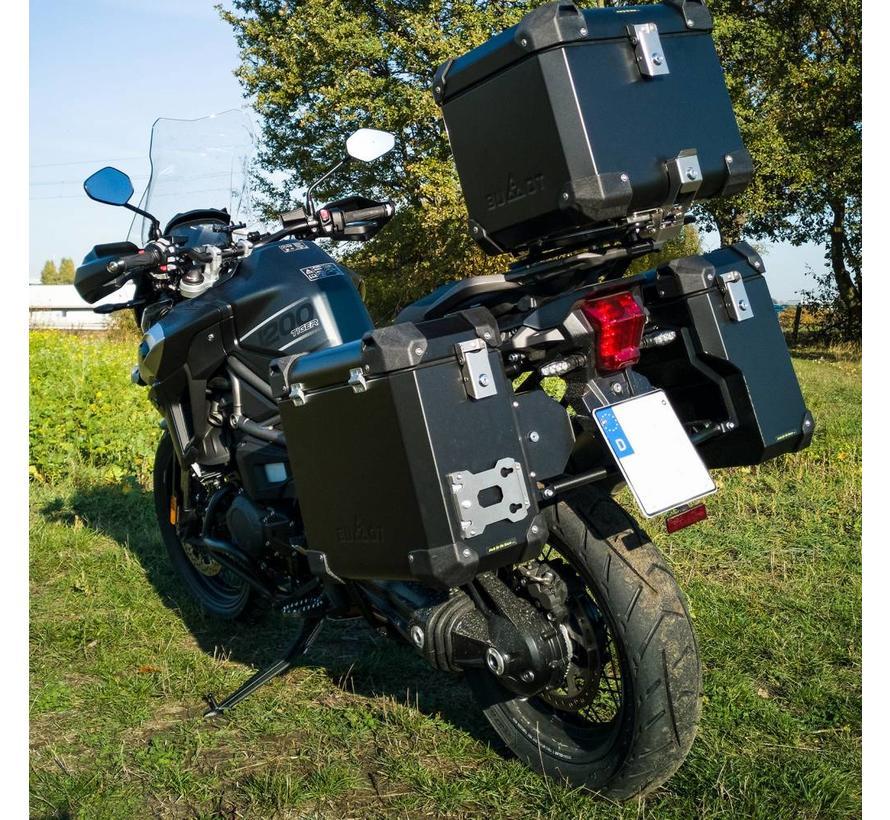 BUMOT Defender EVO kofferset Triumph 1200 series