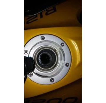 Guglatech Guglatech Fuelfilter HDM3D XXL R1200 GS (Steel Fillerneck)