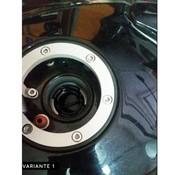 Guglatech Guglatech Fuelfilter HDM3D Triumph Tiger 800/1200 - ARMORED