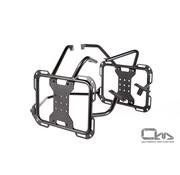 Outback Motortek Outback Motortek X-Frames kofferrek/Soft luggage rek – BMW F650/F700/F800GS