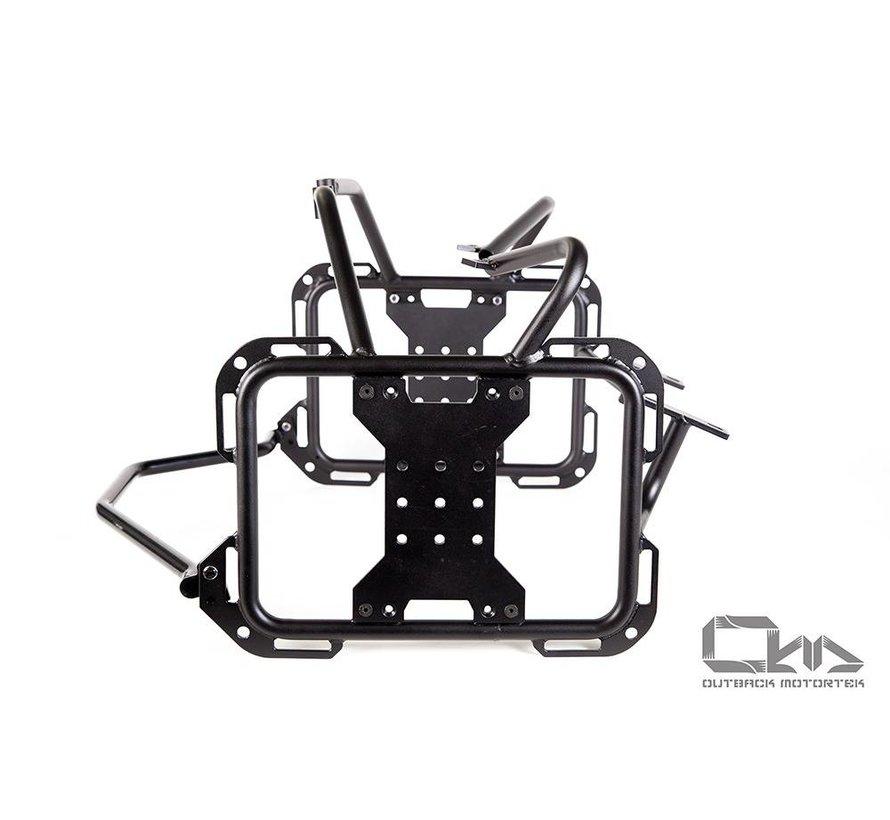 Outback Motortek X-Frames kofferrek/Soft luggage rek – BMW F650/F700/F800GS