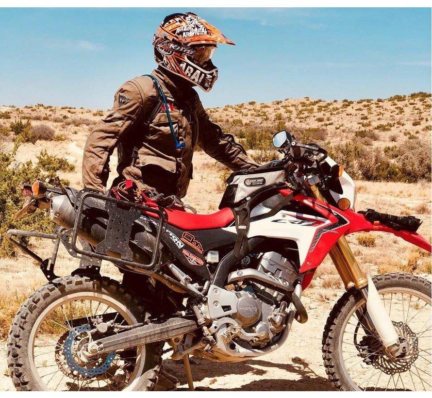 Outback Motortek Honda CRF250L Zijkofferrek / X-Frames