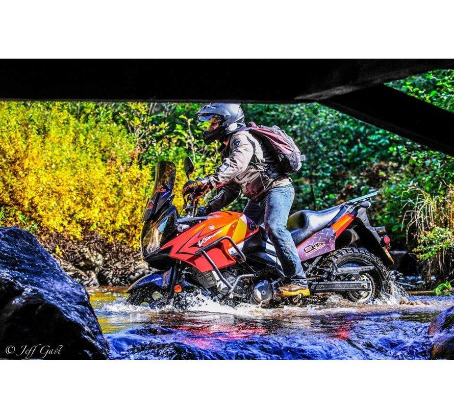 Outback Motortek Crash Bars / Valbeugels – Suzuki Vstrom DL 650