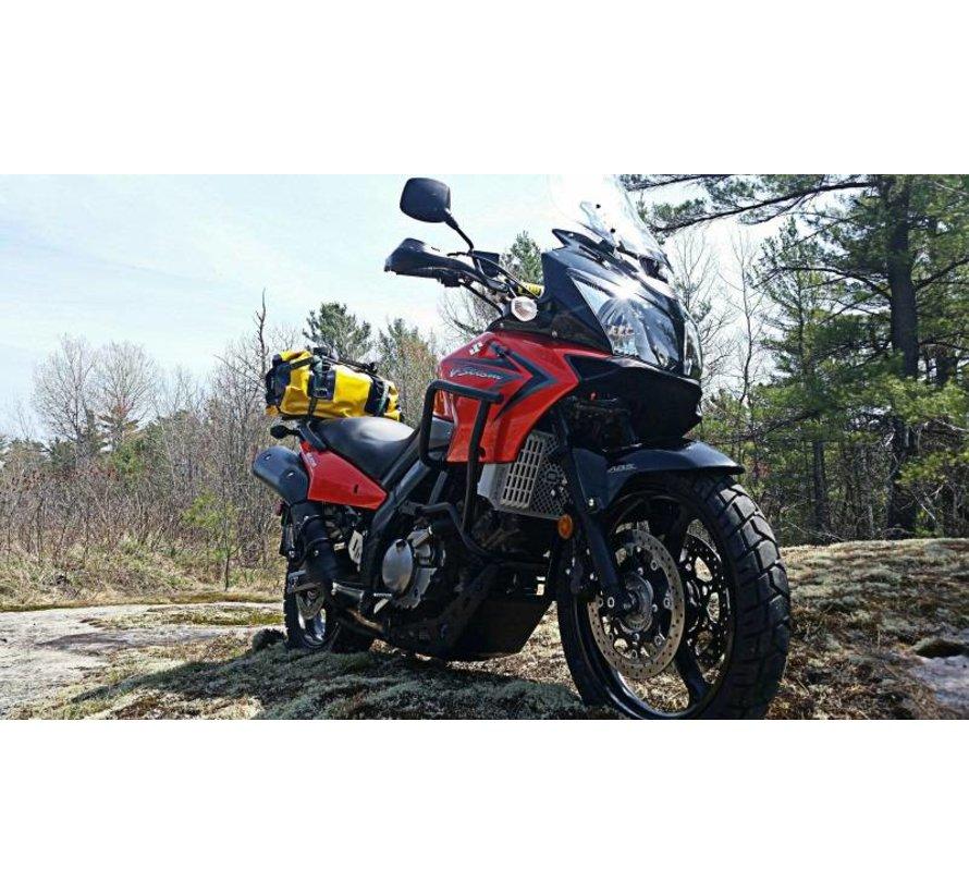 Outback Motortek Carterplaat/Skidplate – Suzuki Vstrom DL 650