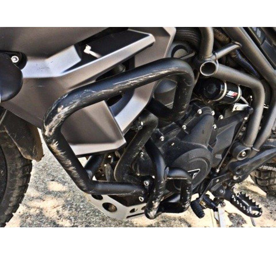 Outback Motortek Crash Bars / Valbeugels – Triumph Tiger 800