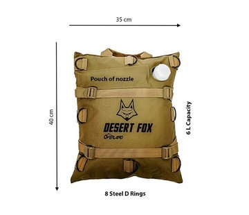 Desert Fox Fuel Cells Desert Fox - Overland Fuel Cell - 6 liters