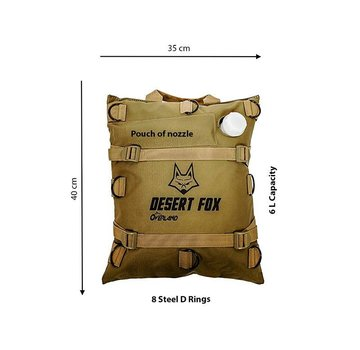 Desert Fox Fuel Cells Desert Fox - Overland Fuel Cell - 6 liter