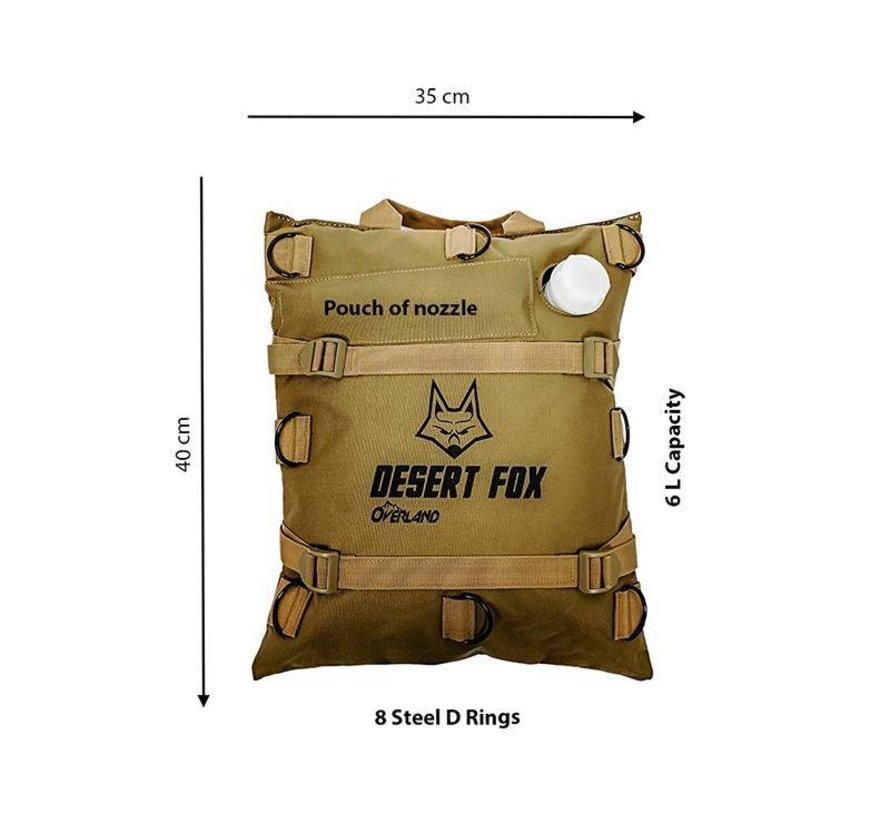 Desert Fox - Overland Fuel Cell - 6 liter