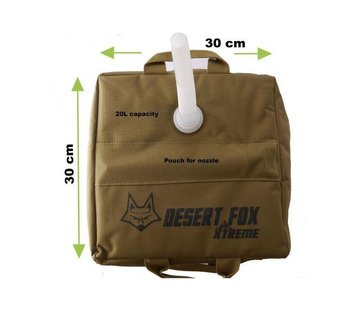 Desert Fox Fuel Cells Desert Fox - Xtreme Fuel Cell - 20 liters