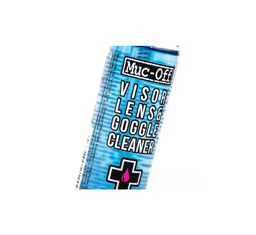 Muc-Off Visor, Lens & Goggle Cleaner