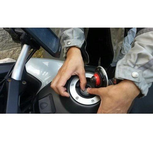 Guglatech Guglatech Fuelfilter HDM3D Ducati Multistrada 1200
