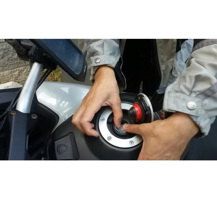 Guglatech Brandstoffilter HDM3D Ducati Multistrada 1200